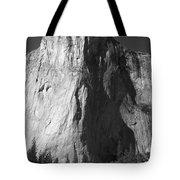 El Cap Face On Tote Bag