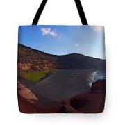 El Golfo Panorama Tote Bag