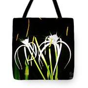Elaines Flowers Tote Bag