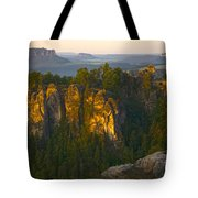 Elbe Sandstone Highlands Tote Bag