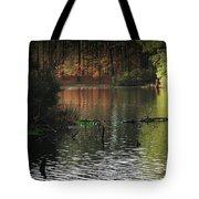 Elder Lake Tote Bag
