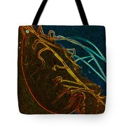 Electric Jelly Tote Bag