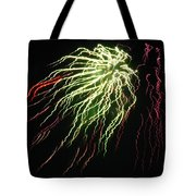 Electric Jellyfish Tote Bag