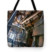 Electric Plant Tote Bag