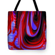 Electric Underground Tote Bag