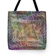 Electrified Tote Bag