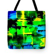 Electromagnetic Field Tote Bag