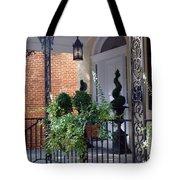 Elegant Entrance Tote Bag