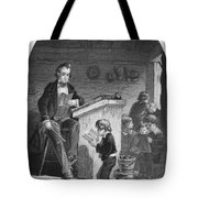Elementary School, C1840 Tote Bag