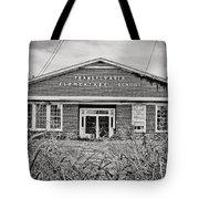 Elementary School Tote Bag by Scott Pellegrin