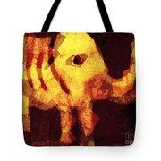 Elephant I Am Tote Bag