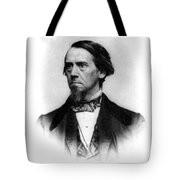 Elias Loomis, American Mathematician Tote Bag by Science Source