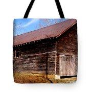 Elijah Oliver Barn Tote Bag
