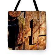 Elijah Oliver Smokehouse Tote Bag
