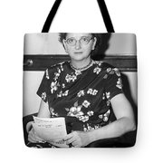 Elizabeth Bentley (1908-1963) Tote Bag