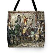 Elizabethan Theatre Tote Bag