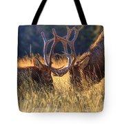 Elk 2 Elk Tote Bag