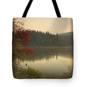 Elk Creek Reservoir Tote Bag