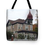 Elkader Castle Tote Bag