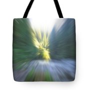 Elkhorn Abstract 2 Tote Bag