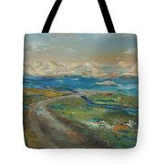 Elkhorn Slough Tote Bag