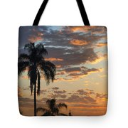 Ellery Sunrise Tote Bag