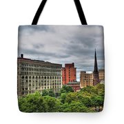 Ellicott Square Building     St. Joseph Cathedral     Prudential Guaranty Building Tote Bag