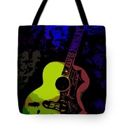 Elvis Gibson J200 Guitar Tote Bag