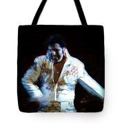 Elvis Is Alive Tote Bag