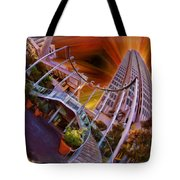 Embarcadero Center  Tote Bag