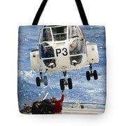 Embarked Presidential Airways Puma Tote Bag