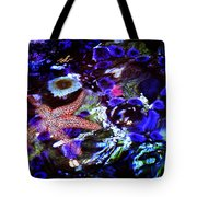 Emerged Starfish Tote Bag