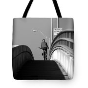 Emergency Stopping Only Tote Bag