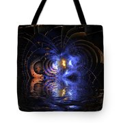 Emerging From The Depths Tote Bag