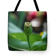 Emerging Into Summer Tote Bag
