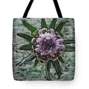 Emerging Pincushin Tote Bag