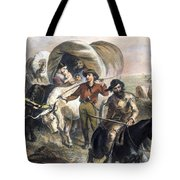 Emigrants To West, 1874 Tote Bag