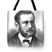 Emil Schumann Tote Bag