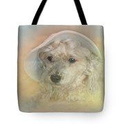 Emily's Bonnet Tote Bag