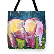 Emily's Elephant 1 Tote Bag