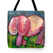 Emily's Elephant 3 Tote Bag