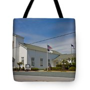 Emma Anderson Memorial Chapel Tote Bag