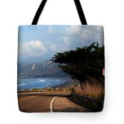 Emma Wood State Beach California Tote Bag