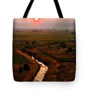 Emmett Sunrise Tote Bag