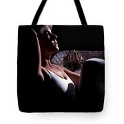 Emote Number Three Tote Bag