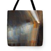Emp Abstract Fold Tote Bag