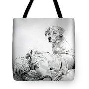 Empathy Tote Bag