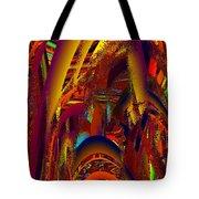 Emperors Garden Tote Bag