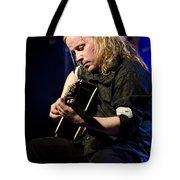 Emppu Vuorinen - Nightwish  Tote Bag