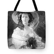 Empress Eugenie Of France Tote Bag